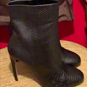 Authentic Gucci Booties